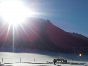 schnee unterm reuenstein 12.12.12
